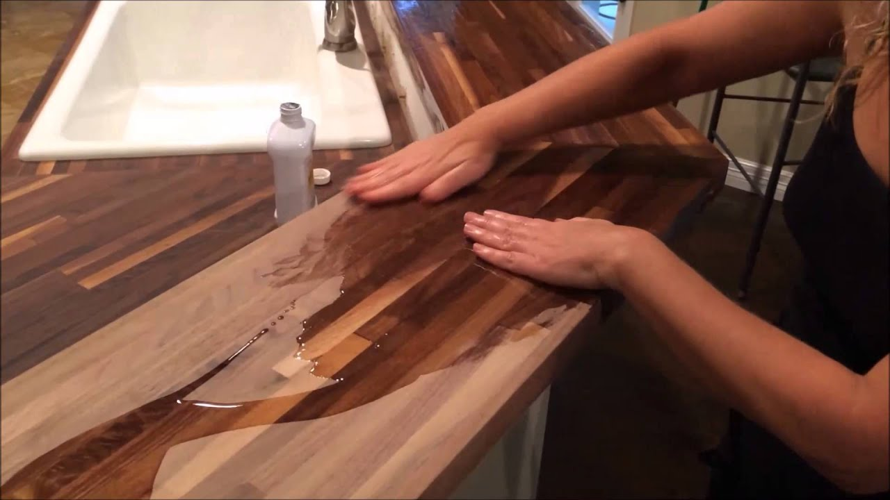 Good Care Of Butcher Block Part - 9: Butcher Block Care