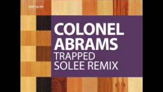 Colonel Abrams - Trapped (Solee Remix) Parquet Recordings 021