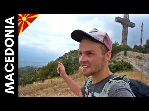 EXPLORING SKOPJE // MACEDONIA IS EPIC 🇲🇰