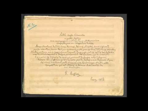 Domine Deus - Petite messe solennelle | Rossini