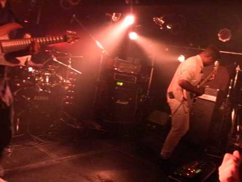 Animals As Leaders @ Shibuya aube Tokyo Japan Nov 10 2012 1/2