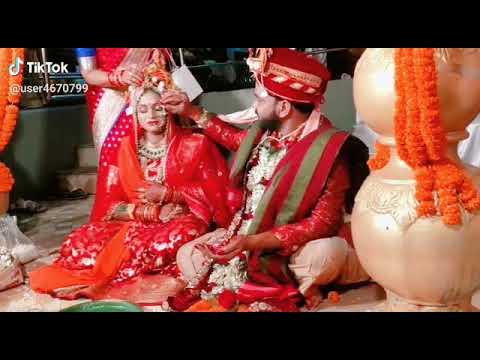 Mrutyunjaya & Geetanjali II Marriage II Special Moment II