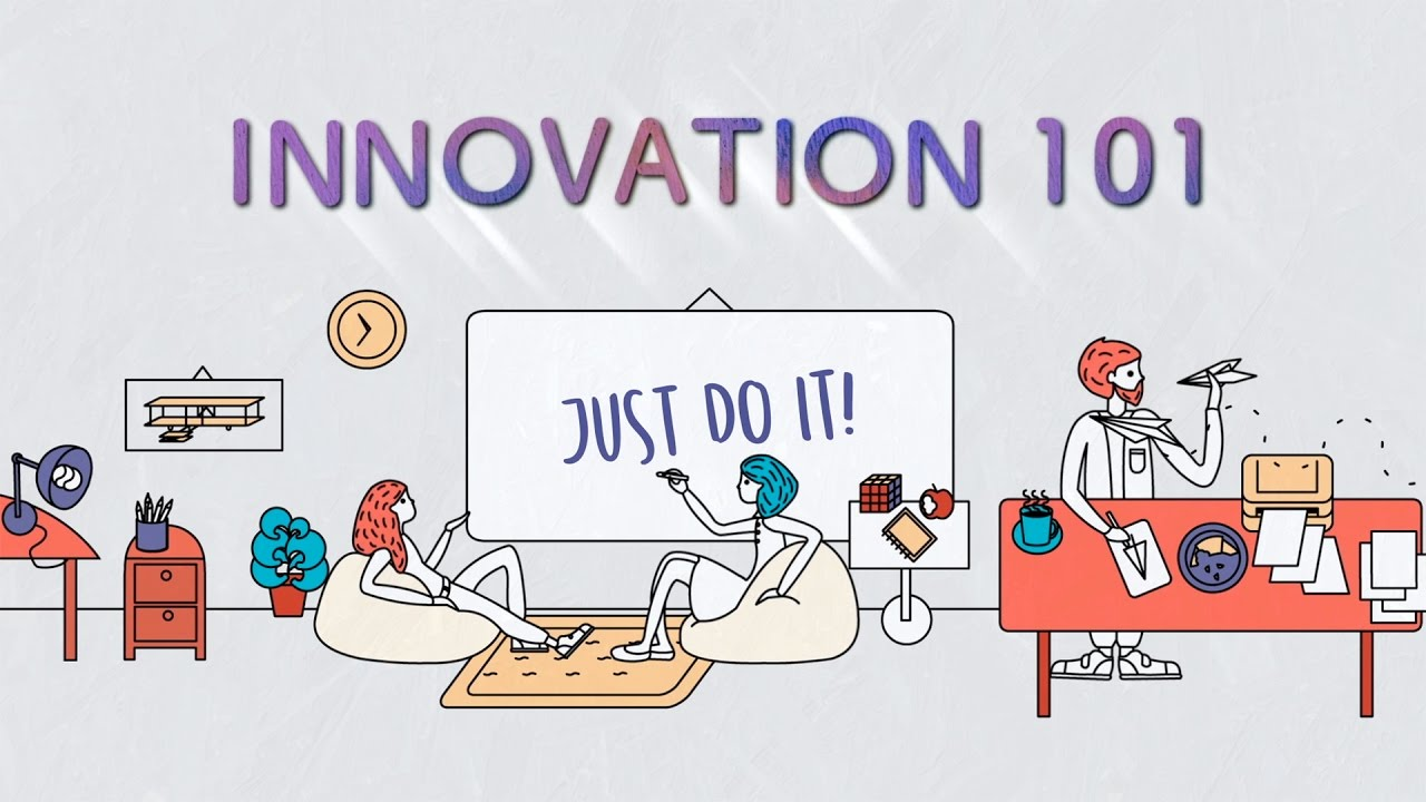 innovation 101 ep1 just do it youtube