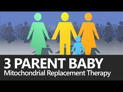 '3 Parent Baby' Mitochondrial Replacement Therapy - Roman Saini [UPSC CSE/IAS, State PSC]