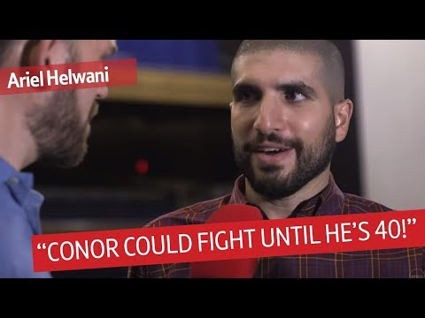 Nobody dared to do what Conor has done to Khabib! - Ariel Helwani breaks down UFC 229