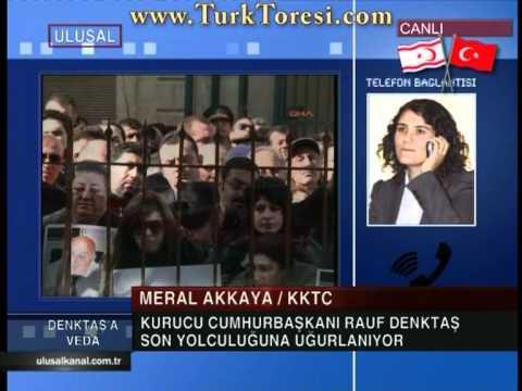 Rauf Denktaş Belgeseli - Bölüm 4 - 17 ocak 2012 - www.TurkToresi.com