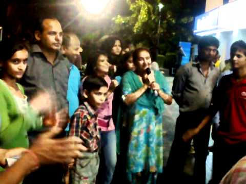 Kortek Karaoke Live at Omex Mall, Indirapuram, Ghaziabad.
