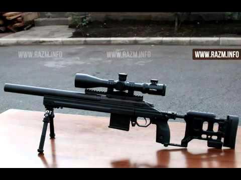 Новая Продукция Армянской Компании ''Aspar Arms''