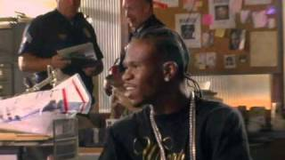 "Chamillionaire ""Hip Hop Police/Evening News"" behind the scenes"
