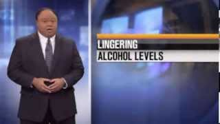 Still intoxicated the morning after? Here is why. News Report demonstrating intoxiclock