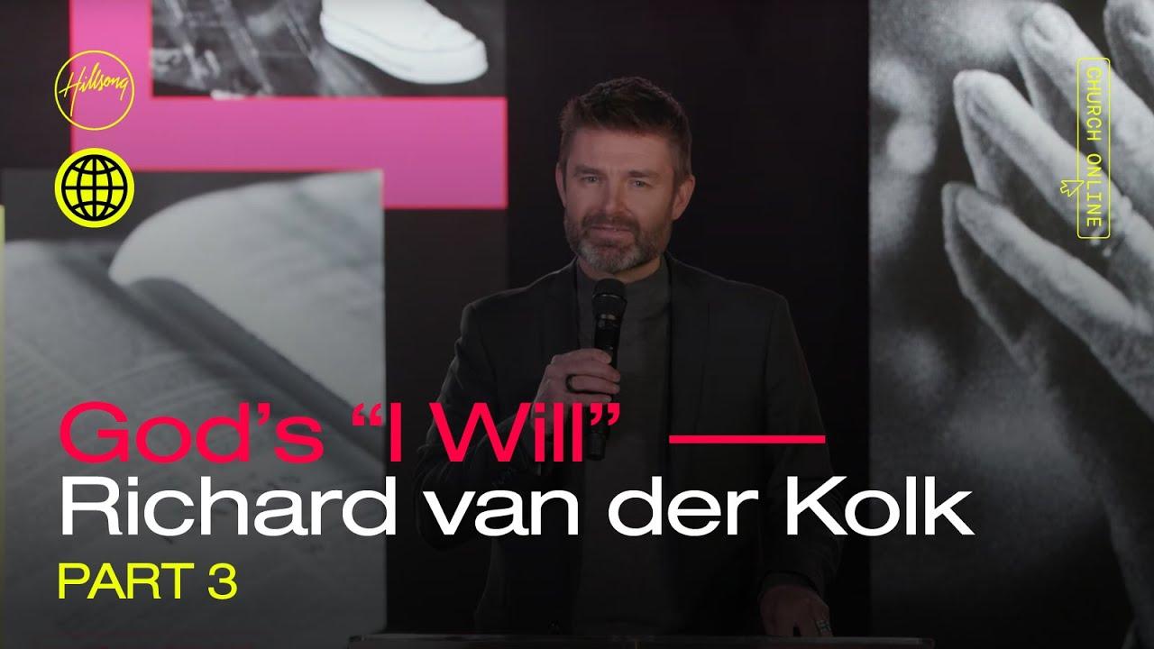 "Download 29-3-2020 Gods ""I Will"" Part 3  (Richard van der Kolk)"
