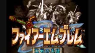Fire Emblem Seisen No Keifu OST 24 Calling Of Peace