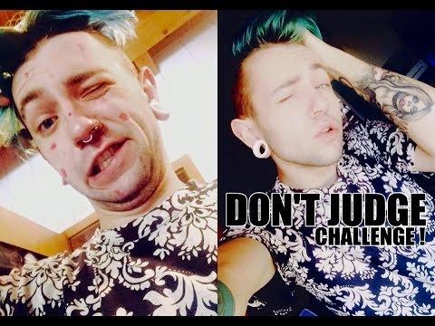 Don&39;t Judge Challenge Max Amphetamine