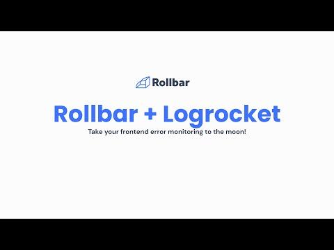 Rollbar + Logrocket (Benefits & Demo)