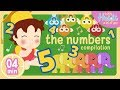 The Best Songs for Children | + Numbers Compilation 🎵🎶 Baby Heidi