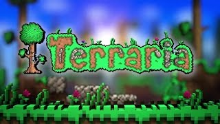 Terraria with Friends - Let's Explore the world! and Fight Bosses!