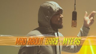 Myers - Mad About Bars w/ Kenny Allstar [S3.E2] | @MixtapeMadness
