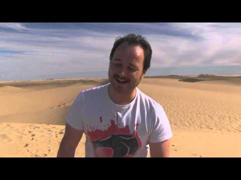 The Siwa Oasis - deep inside the Sahara desert in Egypt