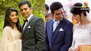 Alphonse Puthren and Aleena expecting a baby   Hot Malayalam Cinema News