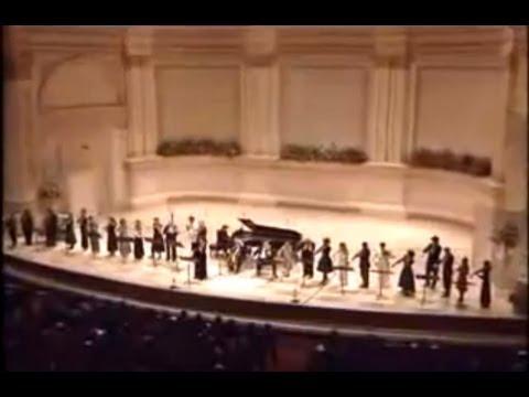 Isaac Stern - Itzhak Perlman - Mark O'Connor - Midori - Bach's Concerto