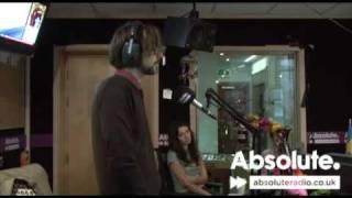 Jarvis Cocker on Absolute RAdio