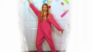 Footie Pajamas!!