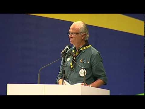 HM The King Carl XVI Gustaf of Sweden Opening Speech