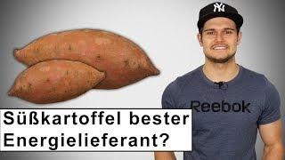 Die Süßkartoffel als Energielieferant im Kraftsport - Lebensmittel Check