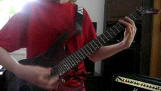 Exodus - As It Was, As It Soon Shall Be (guitar cover)