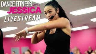 Dance Fitness with Jessica Live Stream