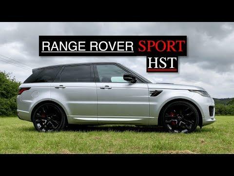 2019 Range Rover Sport HST Mild Hybrid Review - Inside Lane