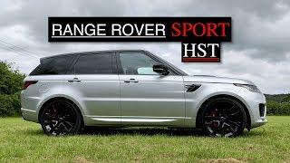 2020 Range Rover Sport HST Mild Hybrid Review - Inside Lane