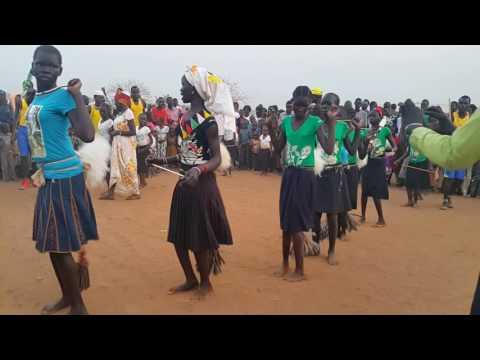 Fangak Cultural Day in Poc 3 Juba