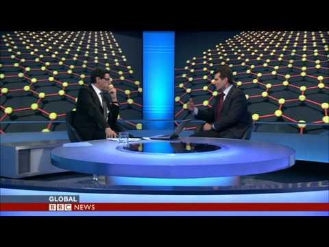GRAPHENE REVOLUTION - GLOBAL WITH JON SOPEL - BBC WORLD NEWS