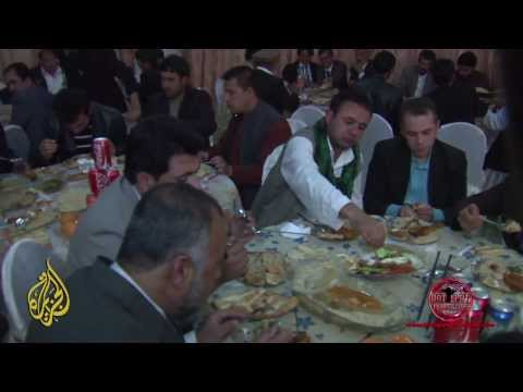 Afghanistan   Kabul Weddings creats financial problems