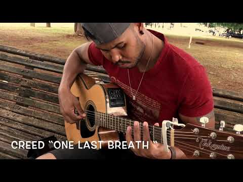 Creed - One Last Breath #fingerstyle