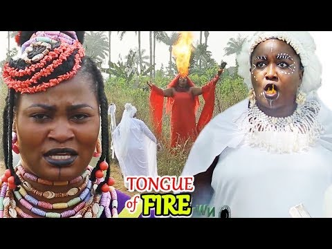 Tongue Of Fire Full Movie -  New Movie 2019 Latest Nigerian Nollywood Movie Full HD