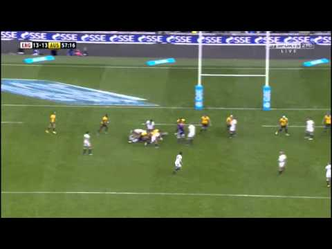 Owen Farrell Obstructed Try - Was it legitimate?