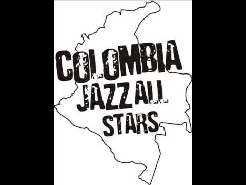 COLOMBIA JAZZ ALL STARS - ROUND MIDNIGHT