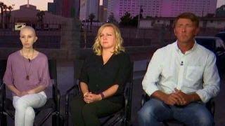 Las Vegas survivors share stories of heartbreak and heroism