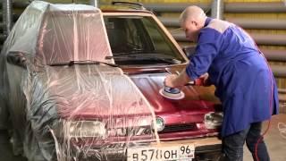 Полировка и нанесение защитных покрытий в Автоцентре Кох Урал