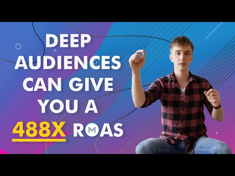 The 488x ROAS Ad Set <br> The Power of Audiences on Facebook