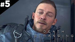 JA TU W DESZCZU...! [#5] Death Stranding