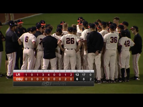 Oklahoma State Cowboy Baseball vs. Little Rock (Game 2)