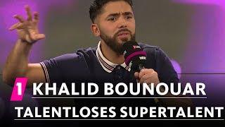 Khalid Bounouar: Talentloses Supertalent