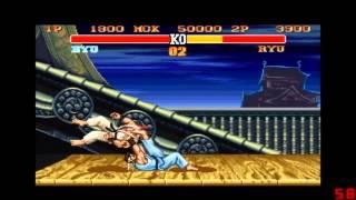 Street Fighter ''GodZilla chorão''