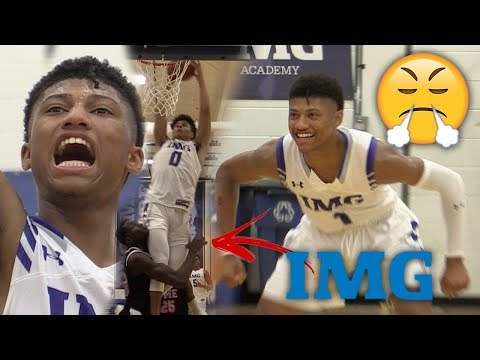 IMG Is The #1 TEAM IN THE COUNTRY!! Noah Farrakhan, Josh Green, Jaden Springer SHOW OUT In Opener!!