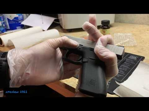How to Clean Glock 43X