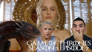 Game of Thrones Season 3 Episode 7 'The Bear and the Maiden Fair' REACTION!!
