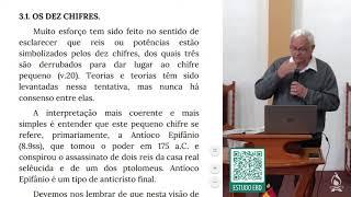 ESTUDO 3 - CARACTERÍSTICAS DO 4º ANIMAL (Estudo Expositivo de Daniel cap. 7) | Rev. Eloy H. Frossard